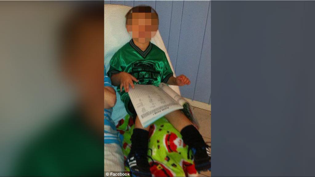 美六歲男童將初生妹妹毆打致死
