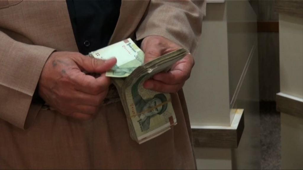 重新制裁伊朗 特朗普:要施加最大經濟壓力