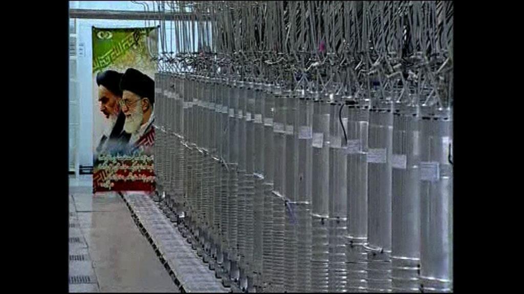 特朗普促修正伊朗核協議否則退出