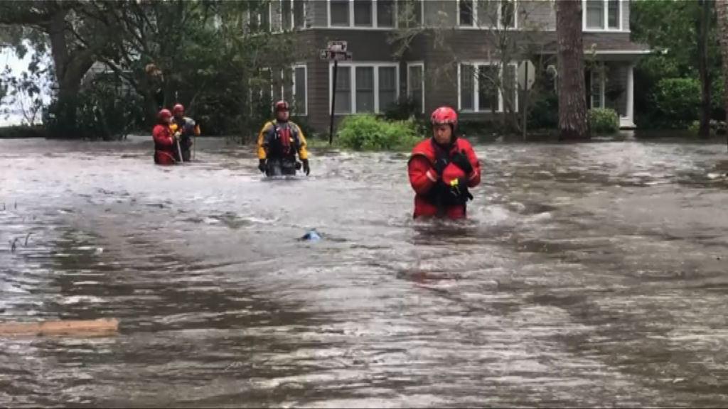 艾爾瑪移入內陸 為美國多州帶來暴雨