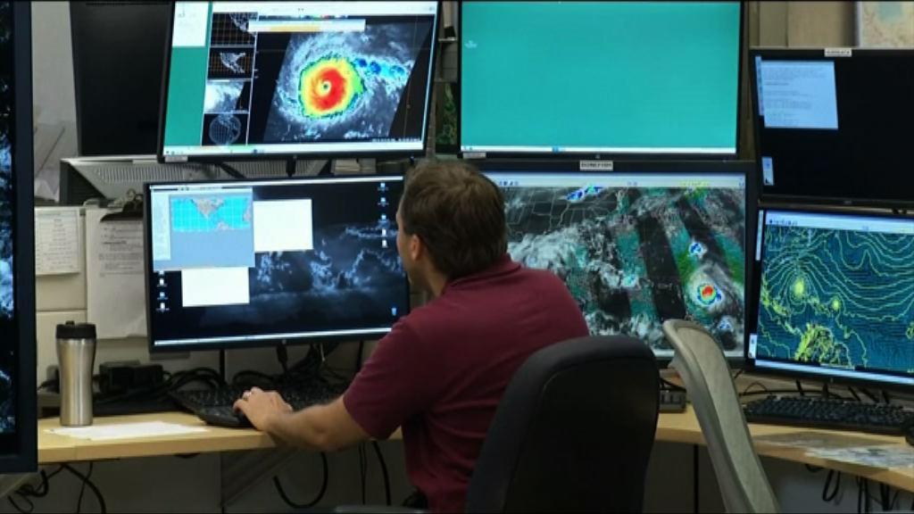 颶風艾爾瑪周末或襲佛羅里達州