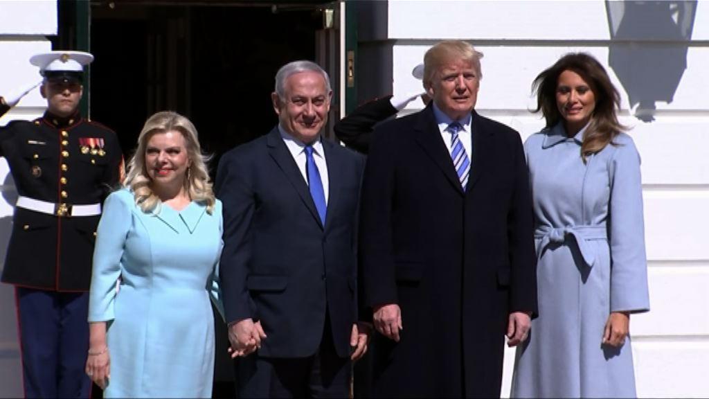 特朗普或主持以國新大使館開幕禮