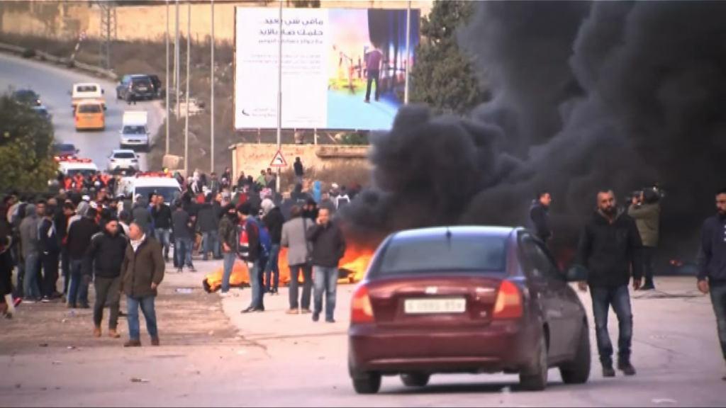 巴勒斯坦人集會遭以軍開槍驅趕 至少31傷