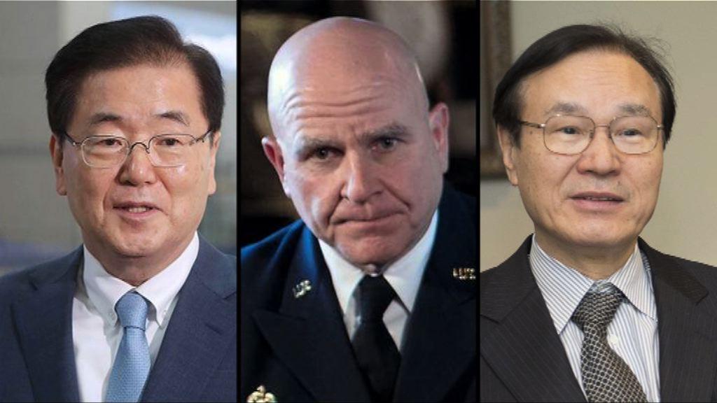 美日韓安保官員會晤商討北韓局勢