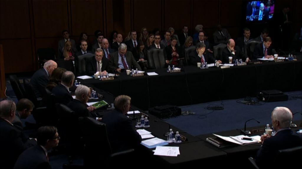 委員會通過大法官提名 交予參議院表決