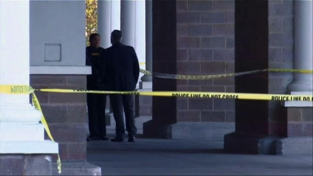 美國奧蘭多警方追緝一名殺警疑犯