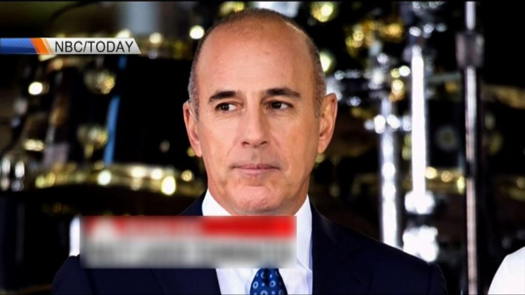 美國著名新聞主播勞爾被指性騷擾遭辭退