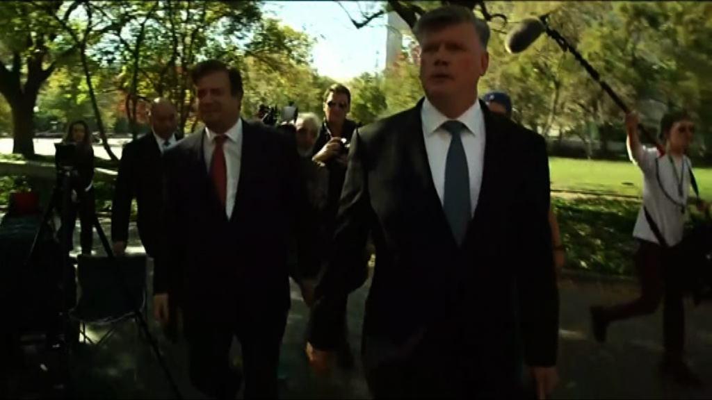 通俄門 特朗普競選團隊前主席及助手被追加控罪