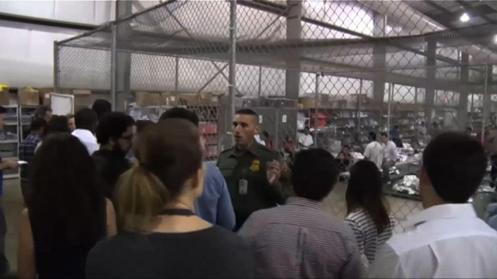 特朗普:不會任由美國成爲難民營
