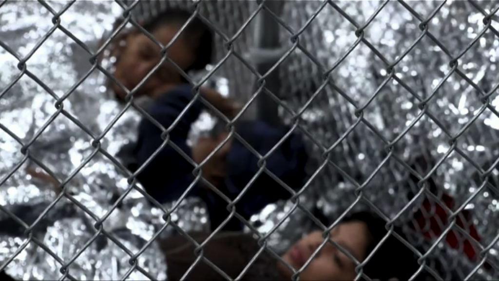 遭美國扣留難民兒童盼與父母團聚
