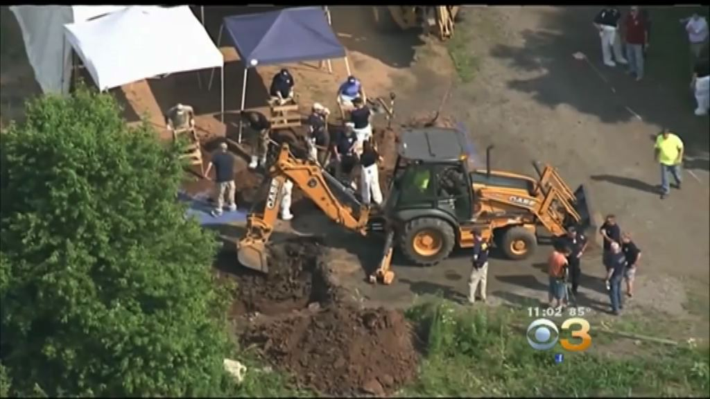美國當局在農場深坑發現人體遺骸