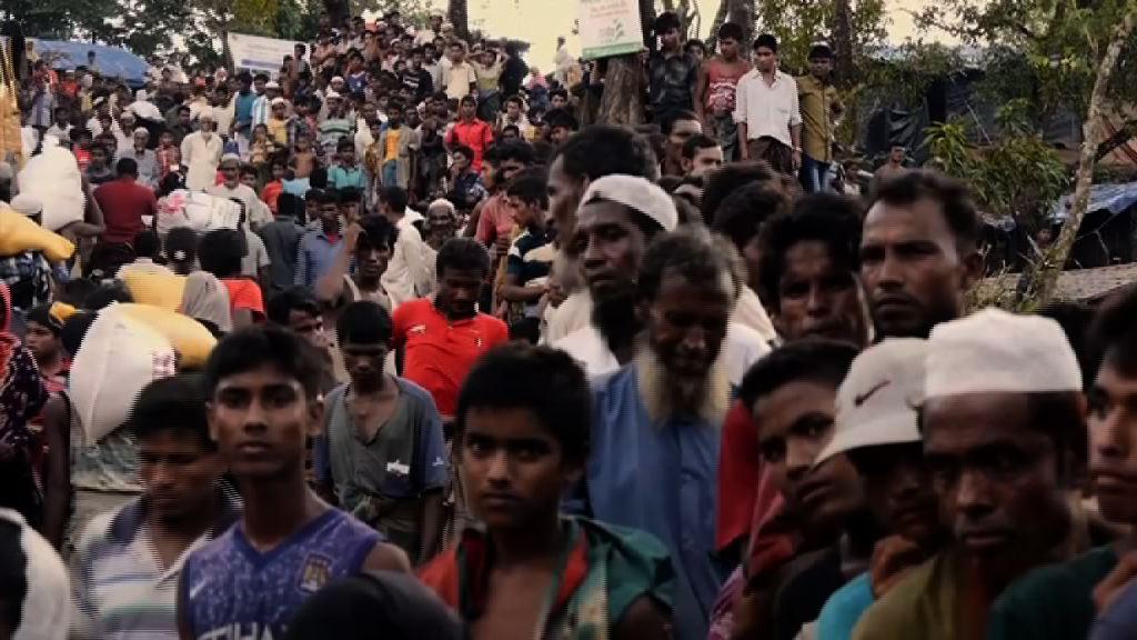 美國將羅興亞難民危機列種族清洗