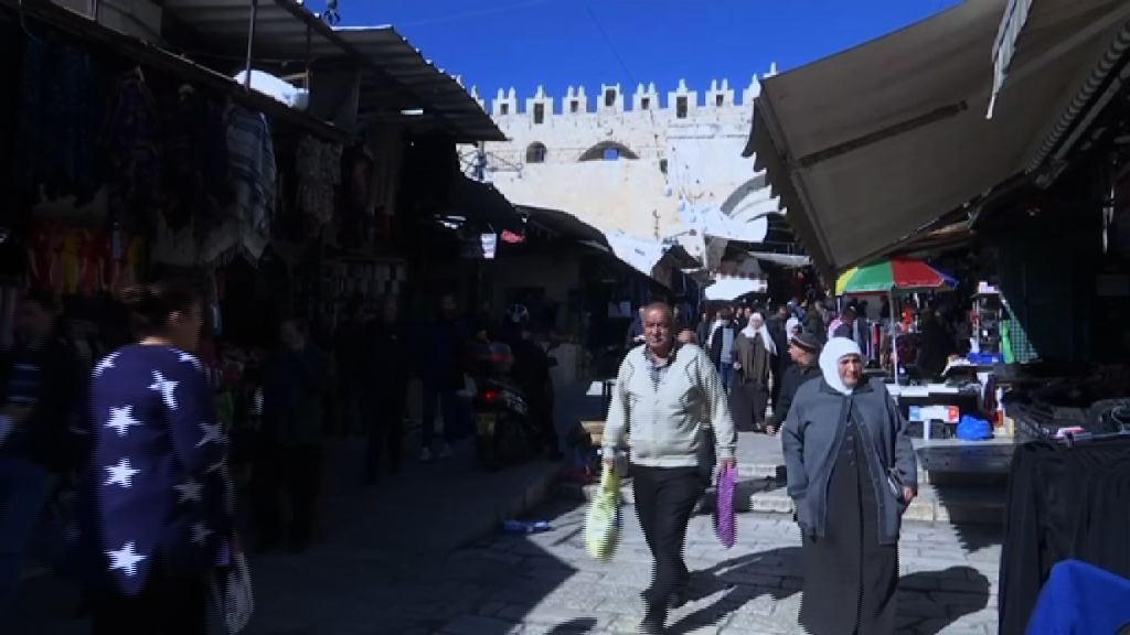 耶路撒冷擬將一條街道改名為「特朗普街」