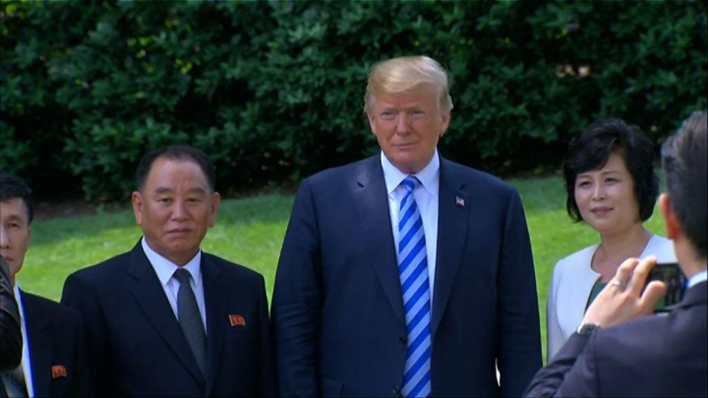 美朝峰會如期舉行 特朗普:不會簽署任何協議