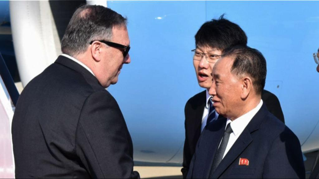 金英哲等朝官員由北京赴美未回應提問