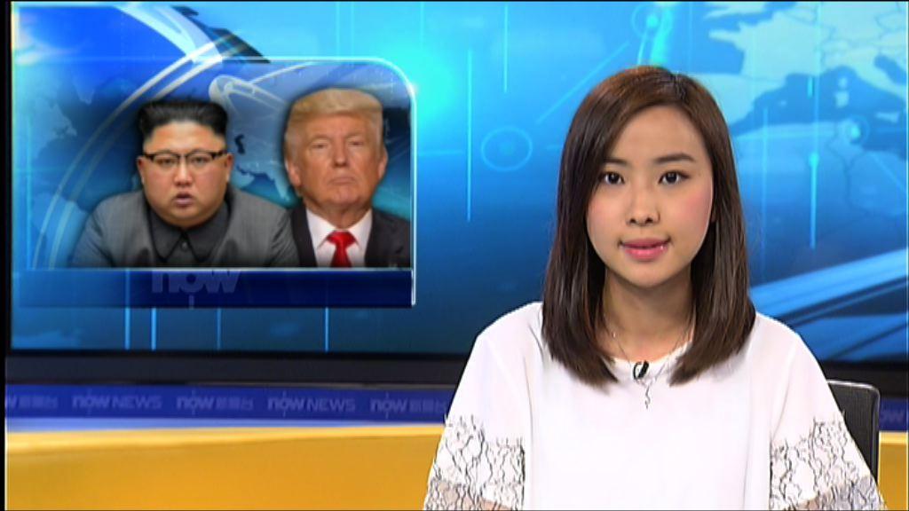 特朗普:可在南北韓非軍事區晤金正恩