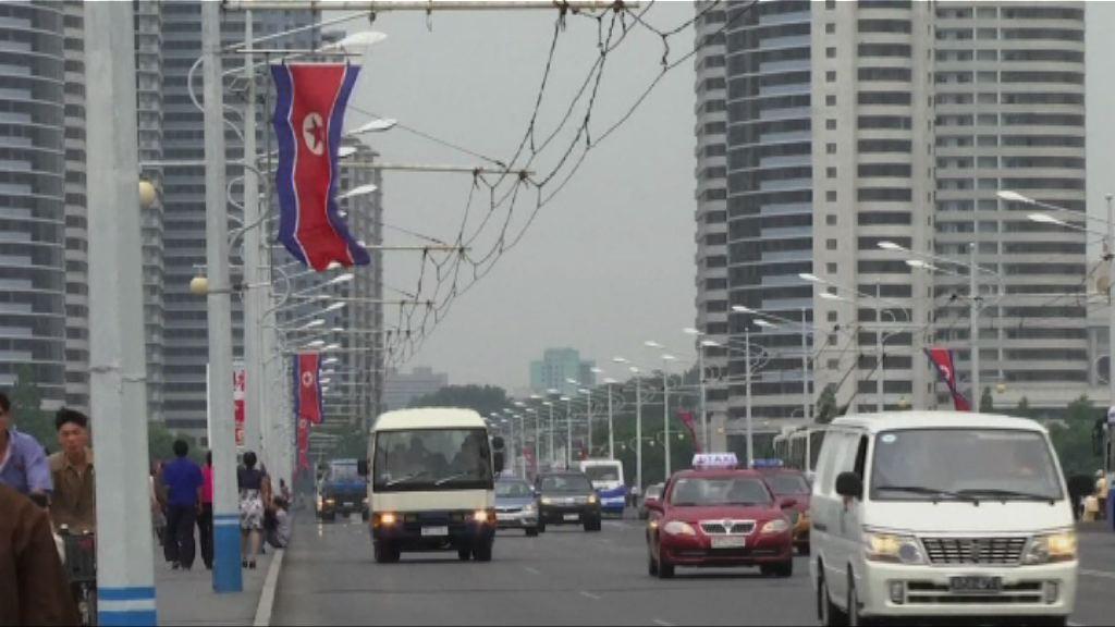 安倍晉三歡迎美國向北韓施壓