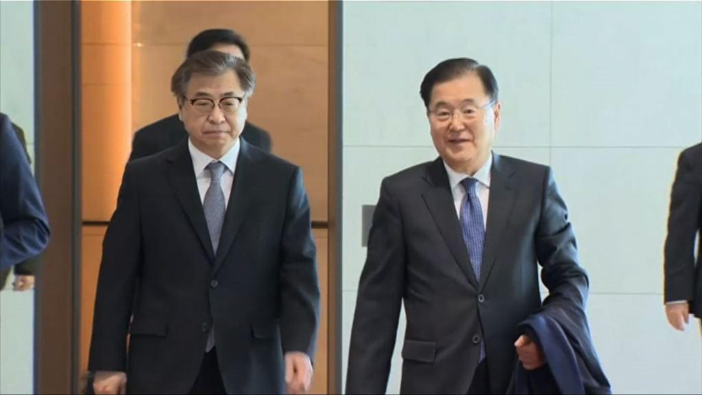 韓媒指美韓下月初舉行聯合登陸演習