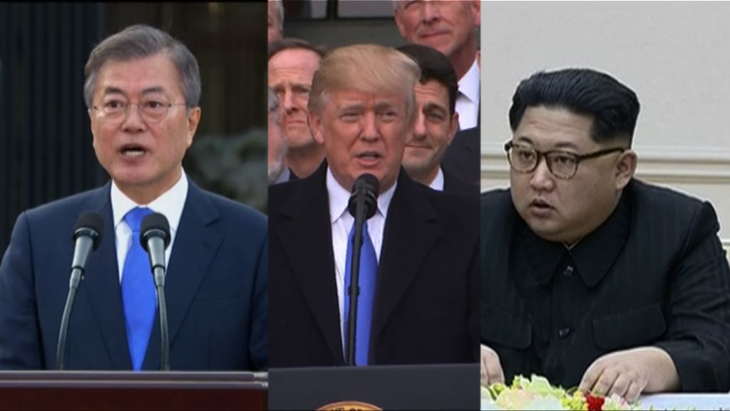 若美朝磋商順利 或促成韓朝美三方會談