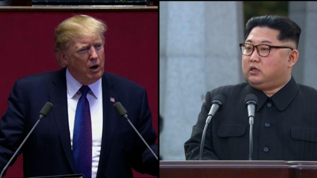 據報美朝峰會或於新加坡總統府舉行