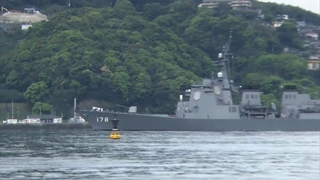 美軍航母繼續開赴朝鮮半島水域