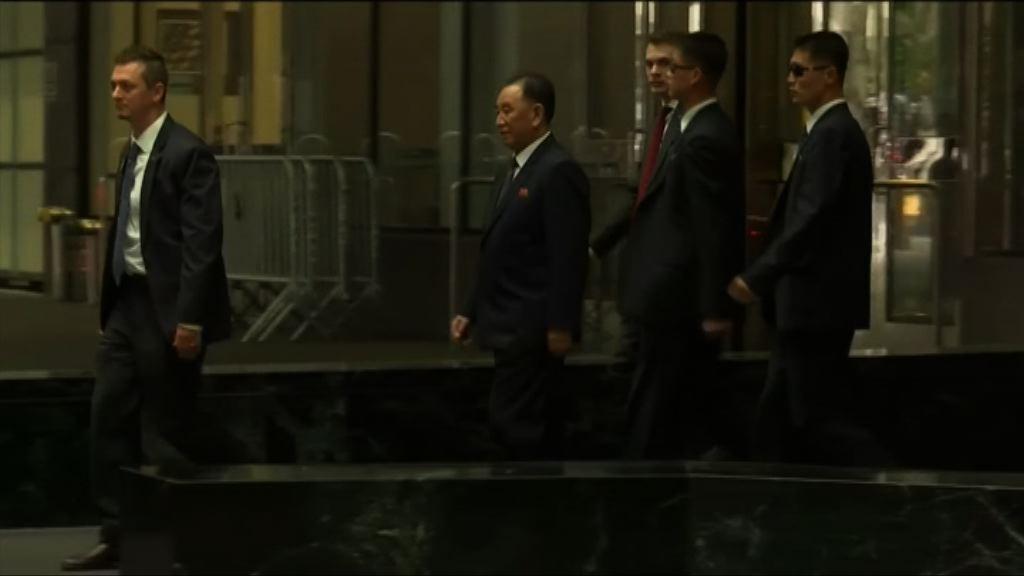 金英哲前往華盛頓 報道指或與特朗普會面