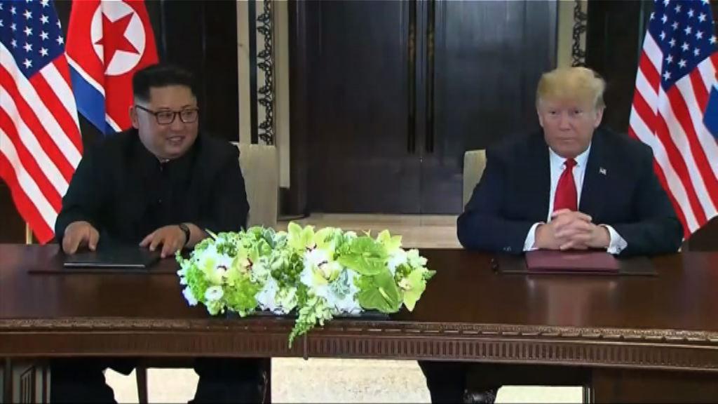 特朗普促中方勿向北韓施壓