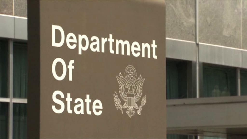 美國國務院缺外交人才 美朝會面成果存疑