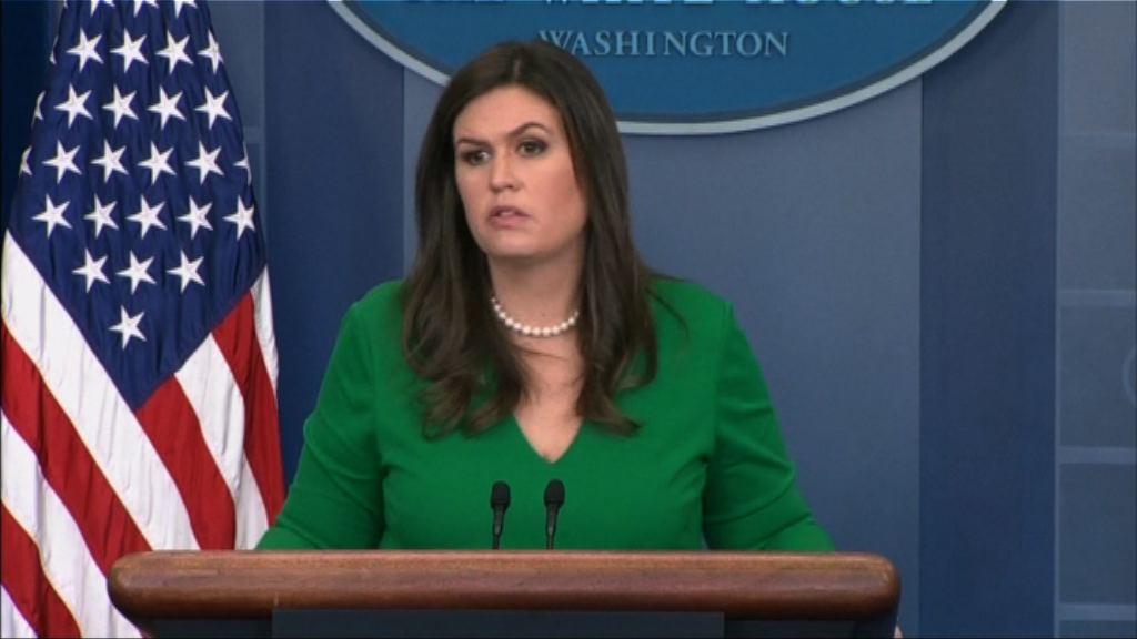 白宮:現非與北韓對話時機