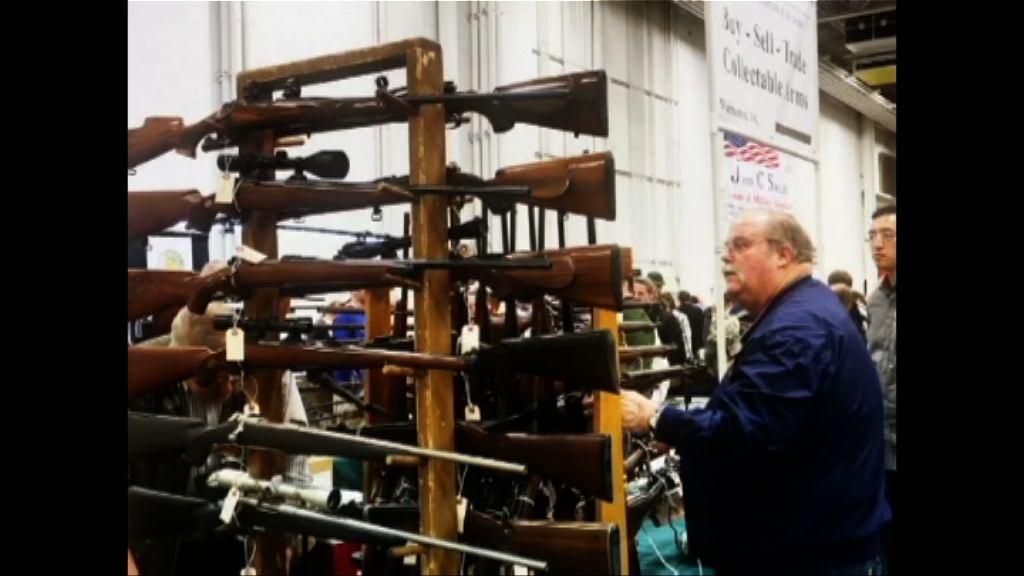 美國民眾不信槍械管制可減少槍擊案