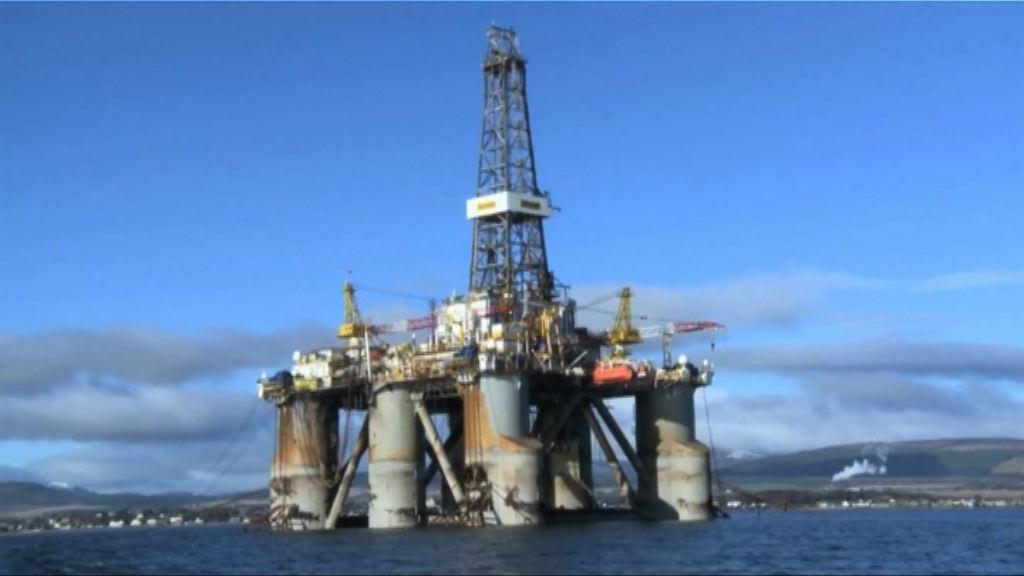 擔心全球爆發貿易戰 油價早段曾跌約1%