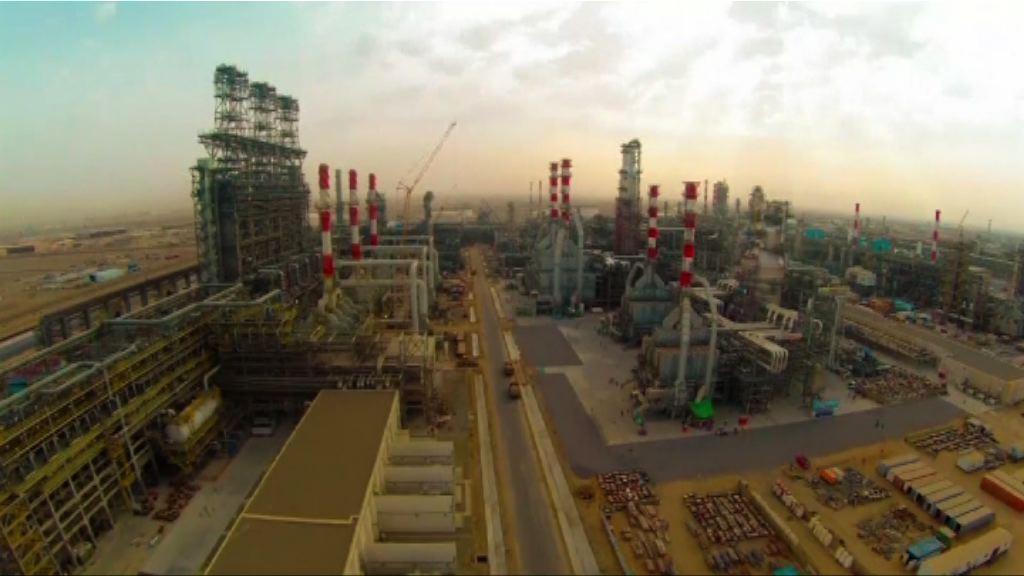 美國制裁伊朗 油價曾升逾1%