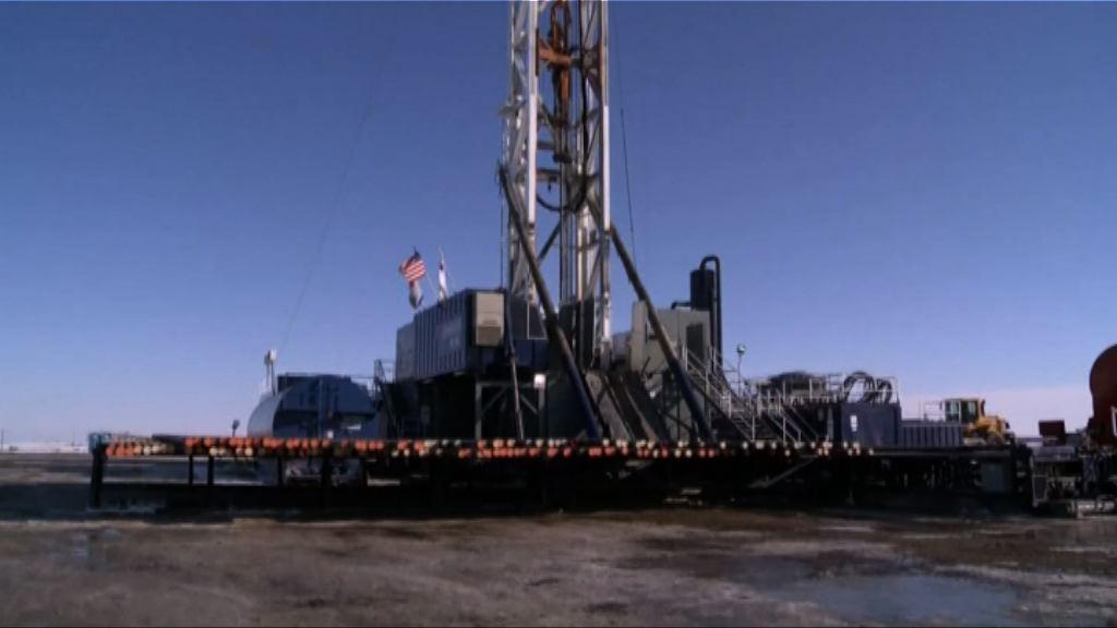 補倉盤帶動紐約期油上升
