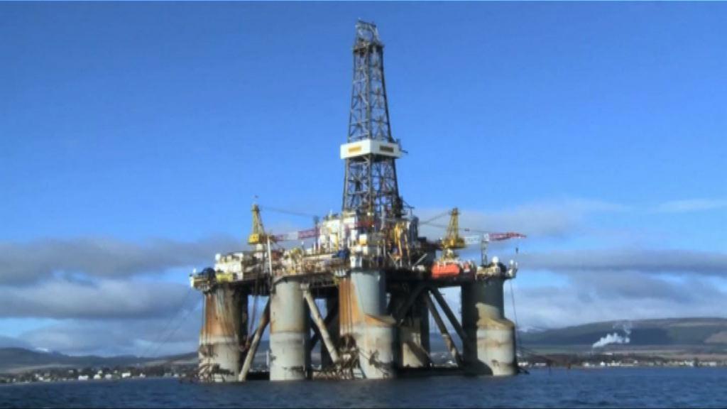 油價上升 紐約期油重上60美元水平