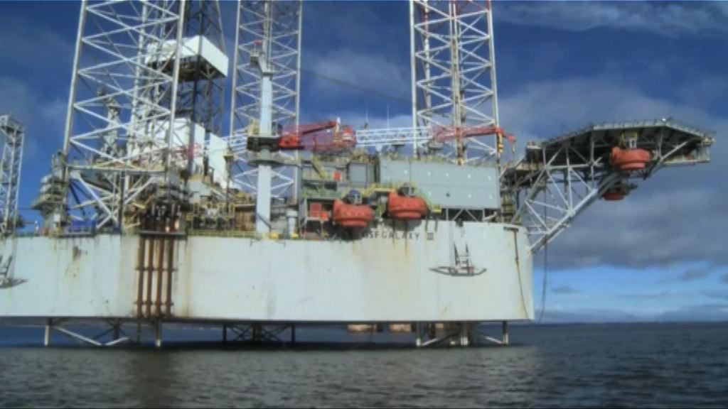 美國正營運的鑽油台數量下跌 油價升3%