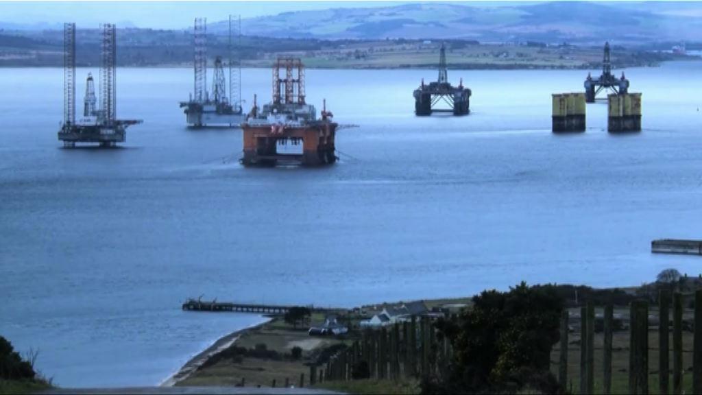 美國原油庫存意外減 油價升逾1%