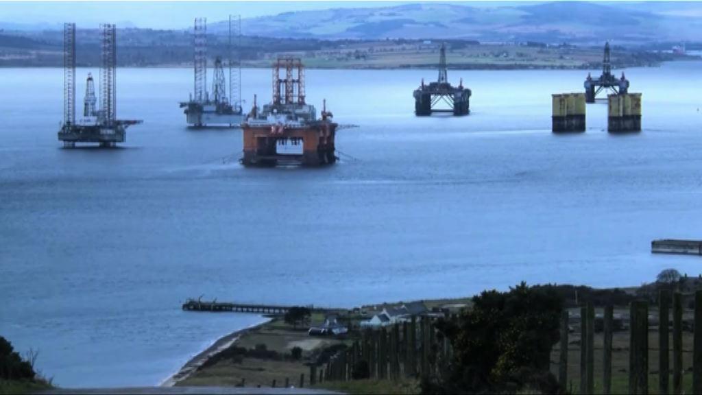 紐約期油5月上升3%