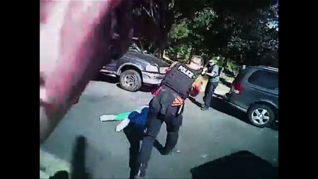 夏洛特警方公開槍擊黑人案片段