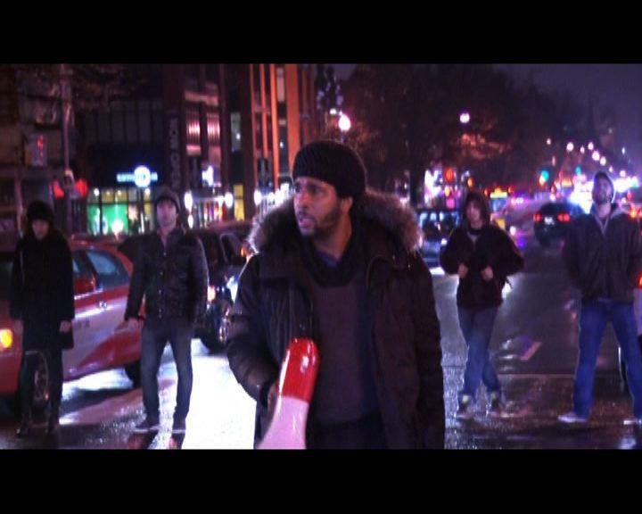 美抗議大陪審團裁決示威 多處爆衝突
