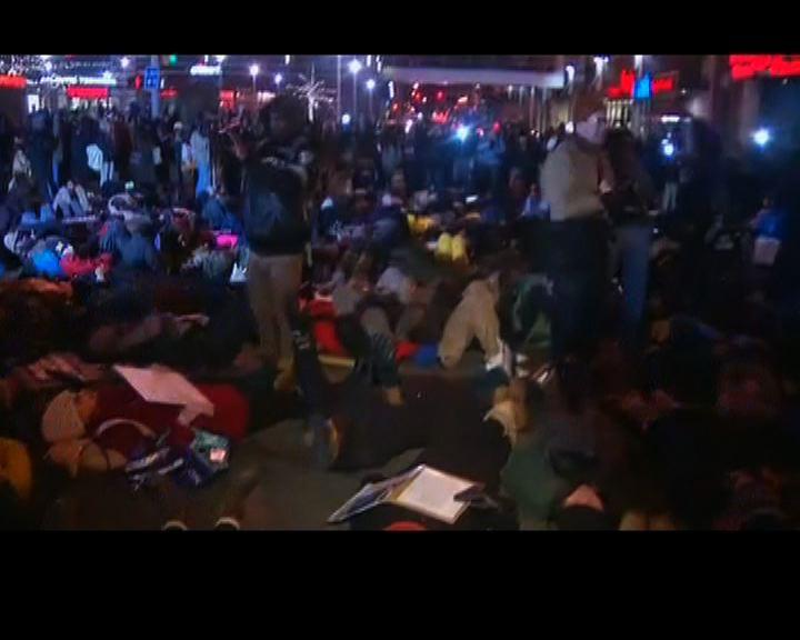 美國多地續有示威抗議警察濫權