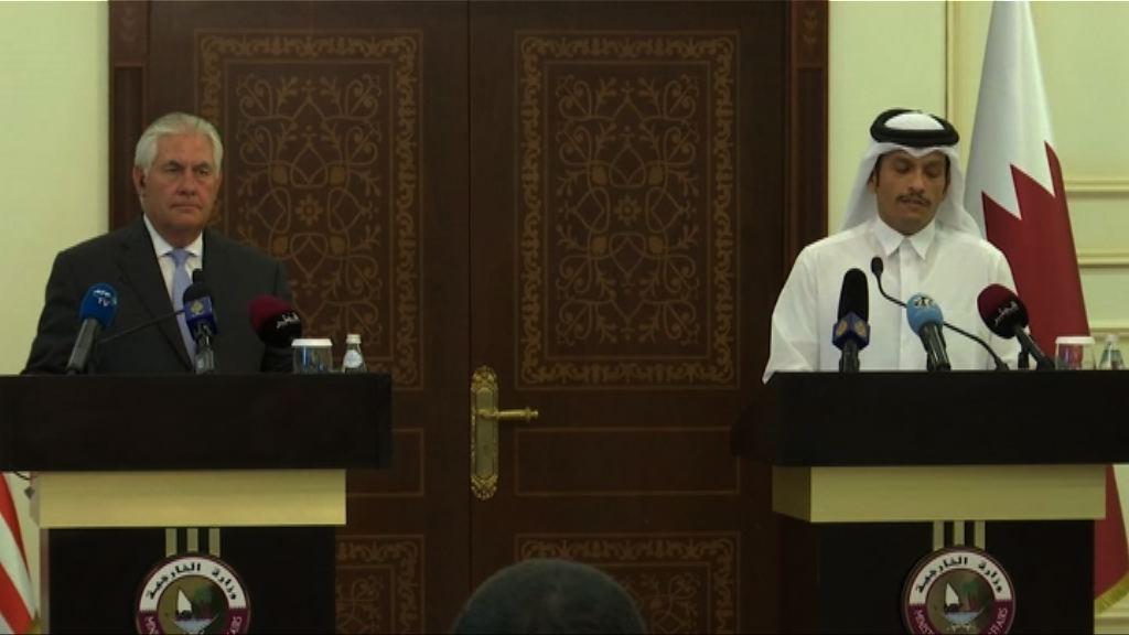 中東四國指會持續制裁卡塔爾至對方應允條件
