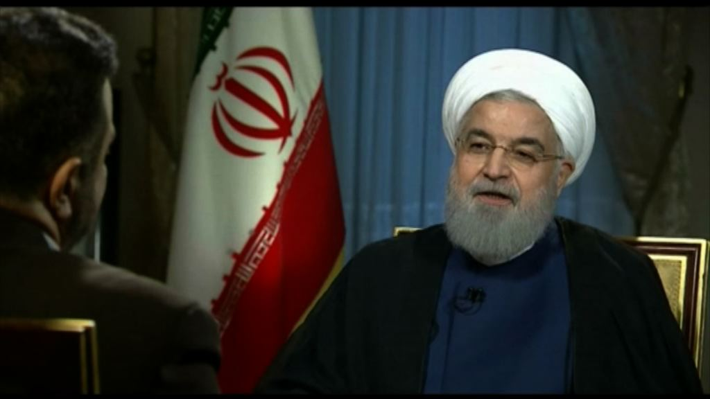 伊朗總統指美國將後悔重推制裁