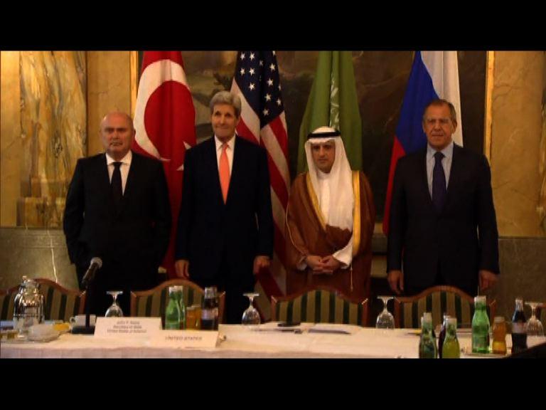 美俄等國將再就敘利亞問題會談