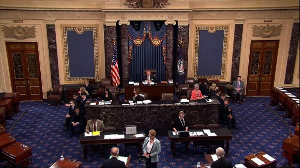 美國參議院通過加強對俄制裁