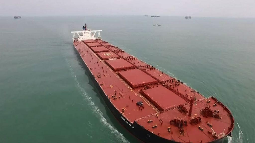 美國或主動堵截向北韓運貨船隻