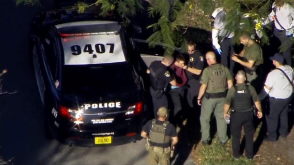 佛羅里達州校園槍擊案兩死 槍手已被捕