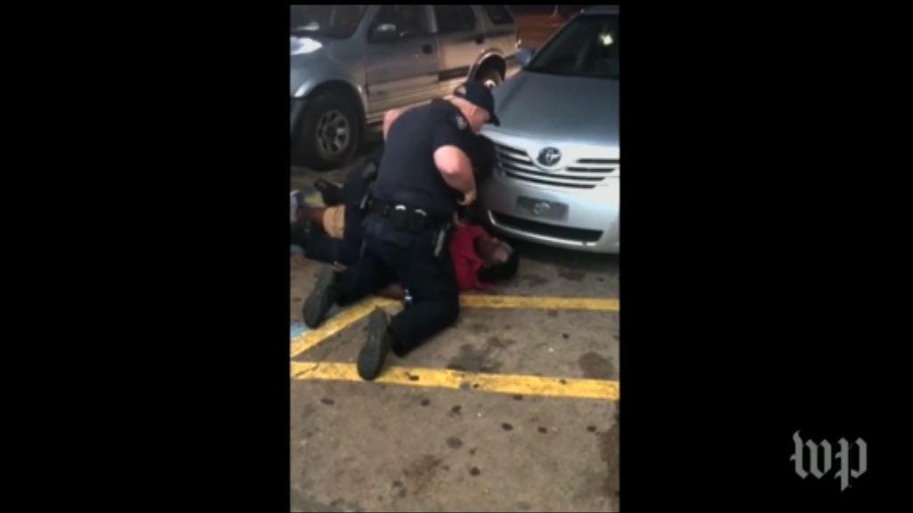 美司法部將調查黑人遭警槍殺案