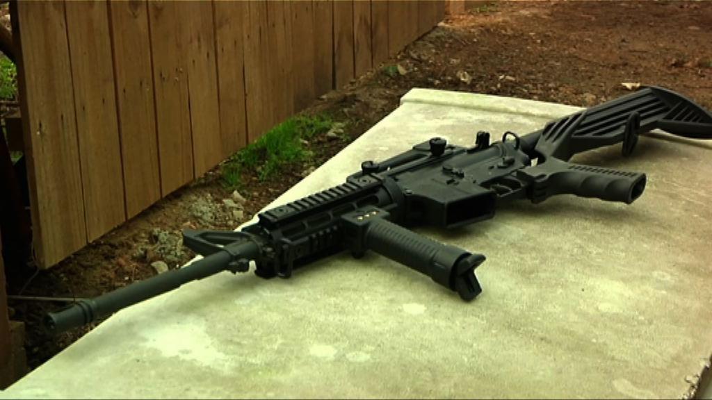 白宮:特朗普同意改善買槍背景審查