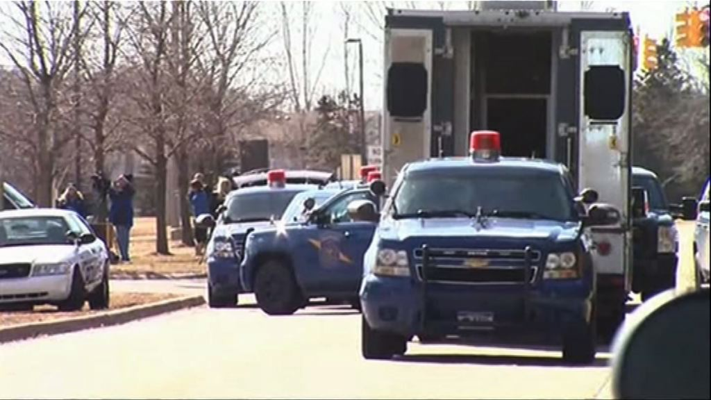 美國密歇根州大學槍擊案 19歲槍手仍在逃