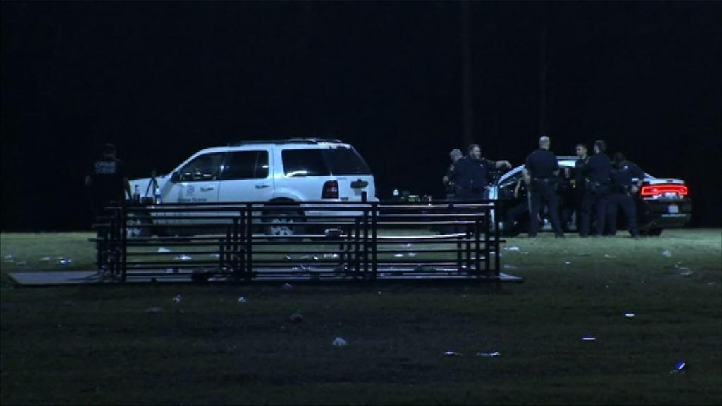 美國得州槍手闖球賽開槍五人傷